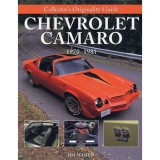Collector's Originality Guide Chevrolet Camaro 1970-1981