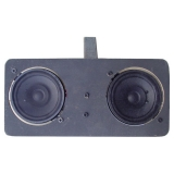 1970-1981 Camaro Dash Speakers for Factory Mono