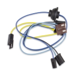 1963 Nova Wiper Motor Wire Harness For 2 Speed Wipers