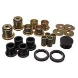 1962-1967 Nova Poly Graphite Control Arm Bushing Kit Black