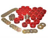 Energy Suspension Poly Body Mount Bushings 1978-1988 G-body, Red