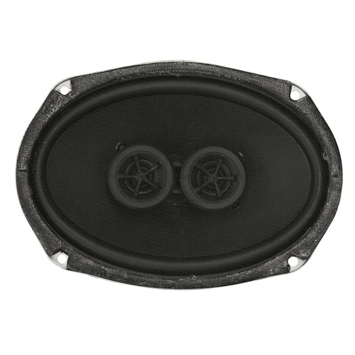 1970-1977 Chevelle Dash Speaker Dual Voice Coil 140 Watt: 3006