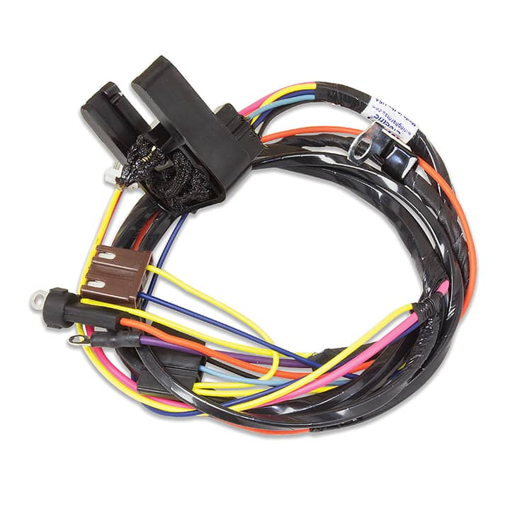 1968 Camaro HEI Engine Harness for Small Block without Gauges