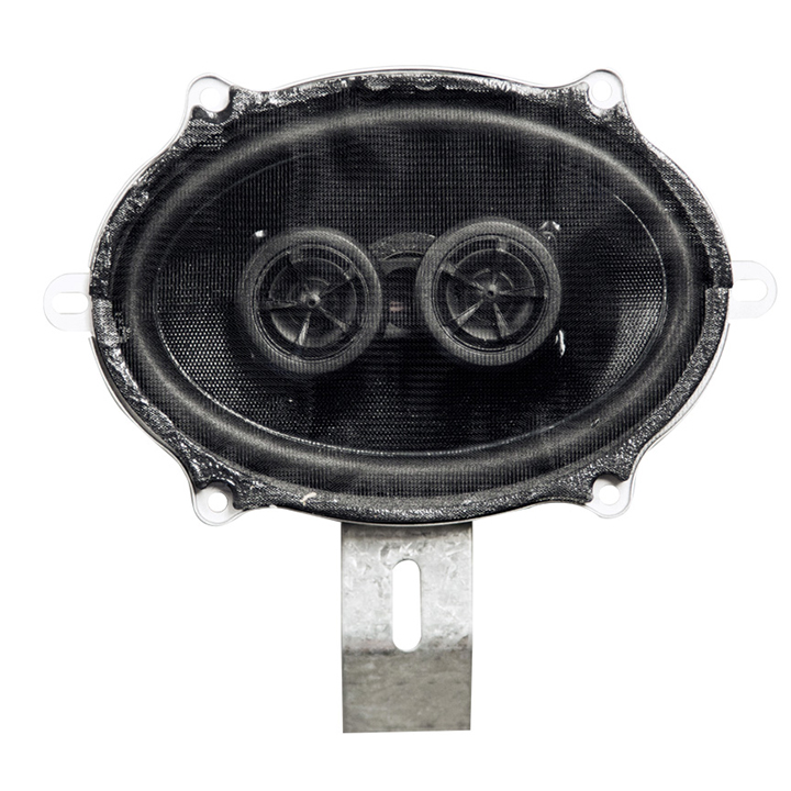 1967-1969 Camaro Dash Speakers Dual Voice Coil 140 Watts With A/C: 4007