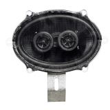 1967-1969 Camaro Dash Speakers Dual Voice Coil 140 Watts With A/C