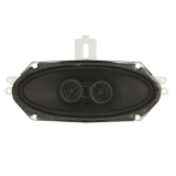 1966-1967 Chevelle Dash Speaker Dual Voice Coil 140 Watt No Air Conditioning