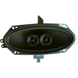 1970-1981 Camaro Dash Speakers Dual Voice Coil 140 Watts Factory Mono: 4023