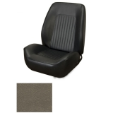 1967-1968 Camaro Coupe Standard TMI Sport 2 Front & Rear Seat Upholstery Kit, Granada Gold