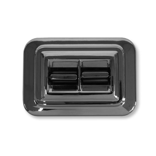 1964-1970 Chevelle Power Window Switch, Two Button