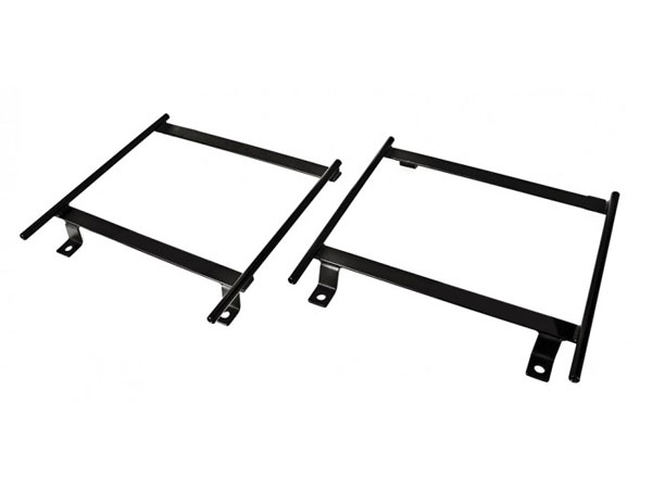 1967-1972 Chevelle TMI Pro Series Bucket Seat Mounting Brackets: (1) 47-5053-L & (1) 47-5053-R