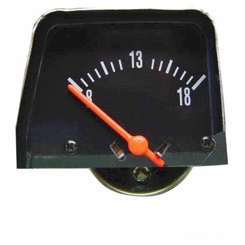 1968-1974 Nova Voltmeter Console Gauge: 510122