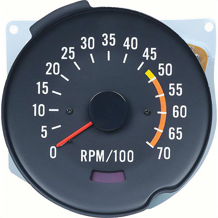 1970-1978 Camaro Tachometer 5000 x 7000