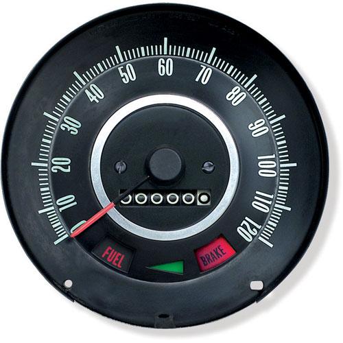 1967 Camaro Speedometer