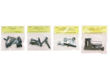 1964-1965 Chevelle AMK AC Bracket Hardware Kit, Small Block
