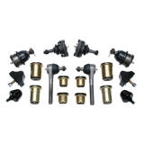 1968-1974 Chevy 2 Nova Energy Suspension Poly Graphite Basic Front Suspension Kit