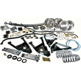 1968-1974 Nova Stage 3 Pro-touring Kit, Big Block