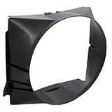 1967-1968 Camaro Fan Shroud Small Block No A/C