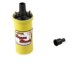 1967-1988 Camaro 42000v ACCEL Ignition Coil, Yellow, Points