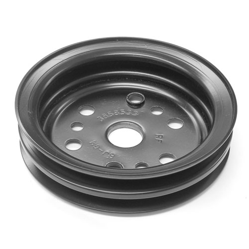 Chevy Build And Price >> 1966-1967 Chevrolet 327 L79 Two Groove Crank Pulley
