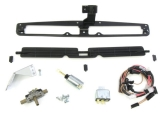 1970-1972 Chevrolet Cowl Induction Inner Door Kit