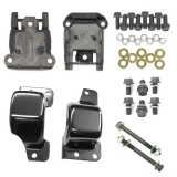 1967-1968 Camaro Big Block Engine Mount Kit