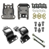 1967-1968 Camaro Small Block And 1969 Camaro Except 302 Or 350 Engine Mount Kit
