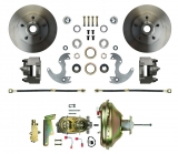 1964-1972 Chevelle Front Disc Brake Conversion for 14 Inch Wheel, 11 Inch Booster