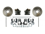 1982-1992 Camaro Rear Disc Brake Conversion Kit, without Parking Brake