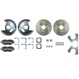Disc Brake Conversion Kits, Rear Wilwood Calipers