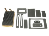 1967-1968 Camaro Small Block Without Air Conditioning Heater Core And Box Seal Kit