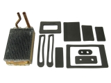 1967-1969 Camaro Big Block Without Air Conditioning Heater Core And Box Seal Kit