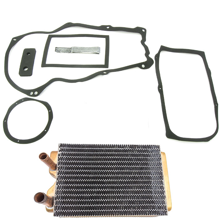 1964-1967 El Camino Heater Core And Box Seals Kit, Without Air Conditioning