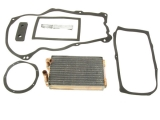 1968-1972 Chevelle Heater Core And Box Seals Kit, Without Air Conditioning