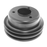 1969-1972 Chevelle 396 Two Deep Groove Crank Pulley