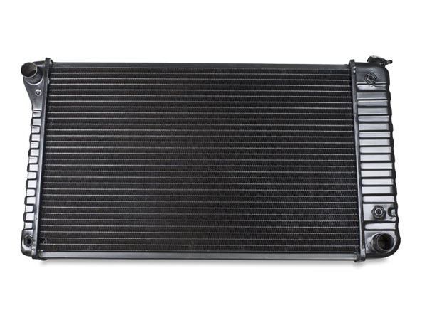 1968-1972 Chevelle 4 Row OEM Heavy Duty Radiator, Automatic Transmission
