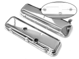 1965-1972 Chevelle Big Block Valve Covers With Drippers And Slant