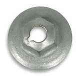 1964-1972 Chevelle Heater Box Cover Retaining Nut
