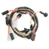 1970-1972 Chevelle Cowl Induction Harness