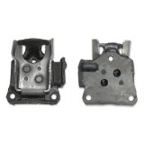 1968-1974 Nova Motor Mounts 350 And Big Block OEM