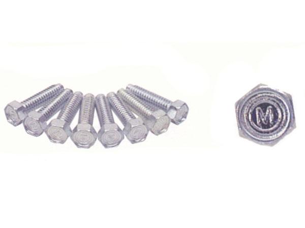 1967-1981 Camaro Small Block M Aluminum Bolts Valve Cover Retainer Kit