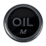 1967-1981 Camaro Valve Cover Oil Cap, Rubber