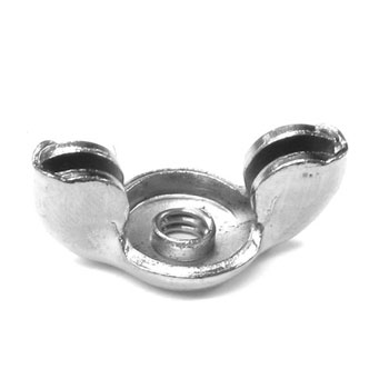 1964-1977 Chevelle Air Cleaner Wing Nut, Chrome