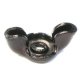 1964-1972 Chevelle Air Cleaner Wing Nut, Black