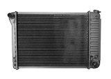 1968-1971 Nova Big Block Heavy Duty 3 Row Radiator For Automatic Transmission
