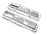 1964-1972 Chevelle Small Block Valve Covers Chrome