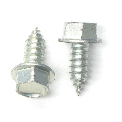 1970-1972 Chevelle Windshield Washer Plastic Jar Mounting Screws