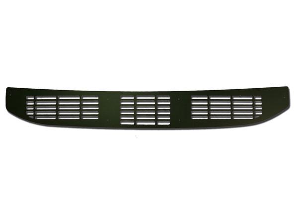 1968-1969 Chevelle Cowl Vent Grille Panel Black Anodized