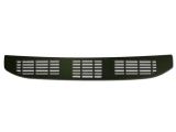 1970-1972 El Camino Cowl Vent Grille Panel Black Anodized
