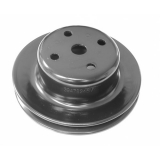 1969-1972 Chevelle Big Block Water Pump Pulley Single Deep Groove