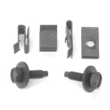 1968-1972 Chevrolet Fan Shroud Attaching Kit